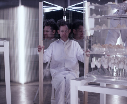 Stills from Architecture in Helsinki's lates music video