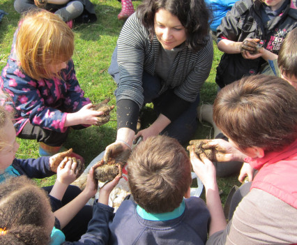 A two year outdoor learning program for Sextons Manor primary School.