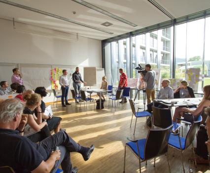 Explore Swarovski's future role as a corporate citizen