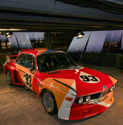 ART DRIVE! BMW Art Car Collection
