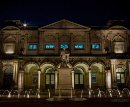 Architectural Façade Commission created for York Art Gallery
