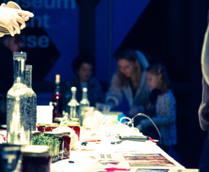 A scientific banquet