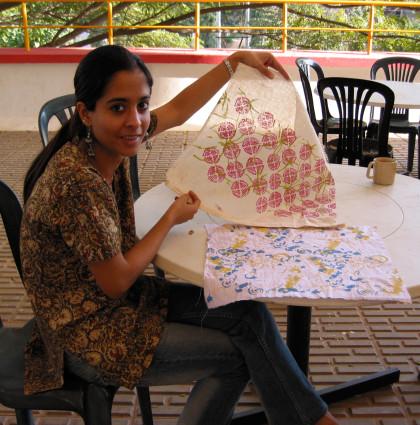 Applied IT in Textiles Workshop